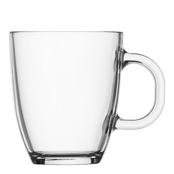Bistro Glasmugg med handtag 35 cl