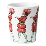 Elsa Beskow Mugg 28 cl Tomat