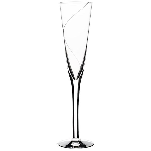 Udestående Line Champagneglas 18 cl - Cervera VY28