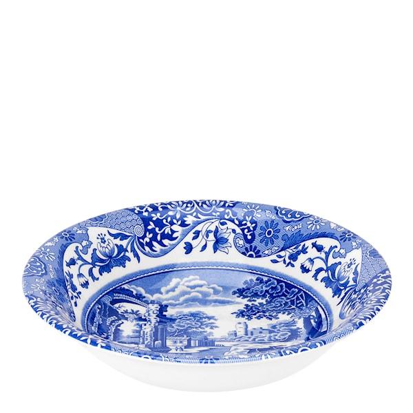 Blue Italian Skål 20 cm