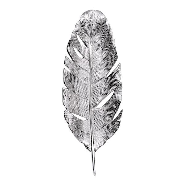 Rumours Fat Fjäder Silver 43 cm