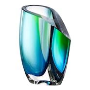Mirage Vas 15,5 cm Grön/blå