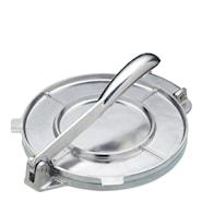 World of flavours Tortillapress aluminium