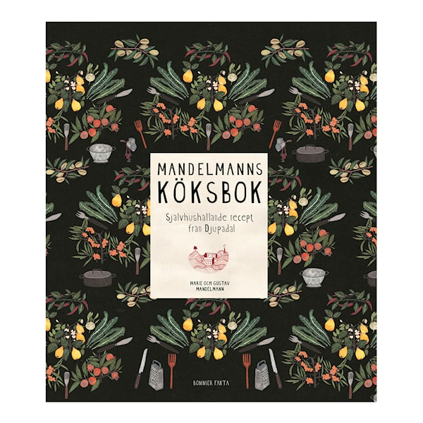 Bok Mandelmanns Köksbok