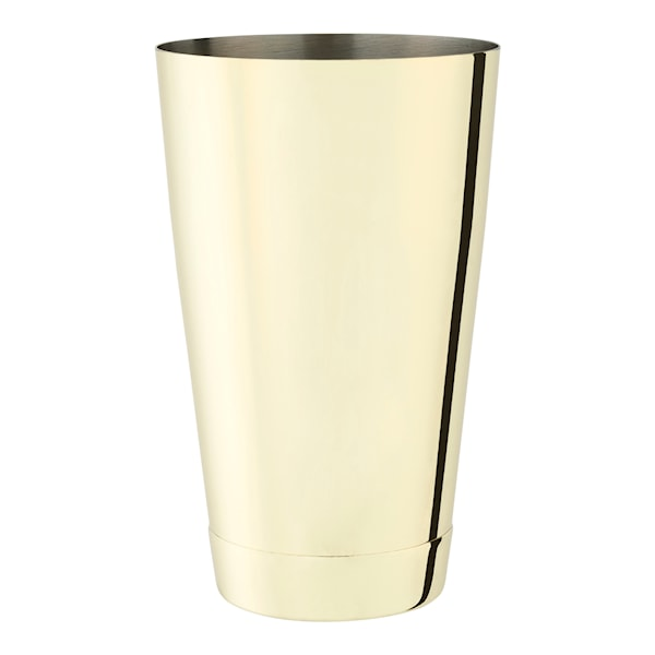 Professional Boston shaker 500 ml Guld