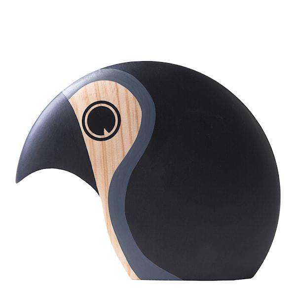 Discus 1961 Lunnefågel 20 cm Grå