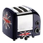 Classic Brödrost 2 skivor Union Jack