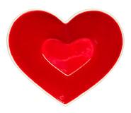 Valentine Skål Sweetheart Röd