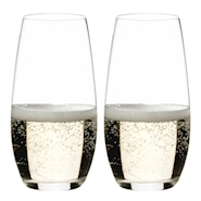 O Wine Champagne 2-pack