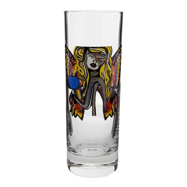 Drinkglas 30 cl Love is Joy