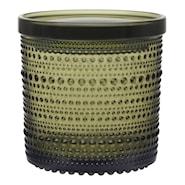 Kastehelmi Boks/lokk 11x11,4 cm Mosegrønn