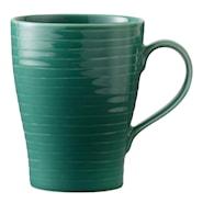 Blond Mugg 30 cl stripe Grön